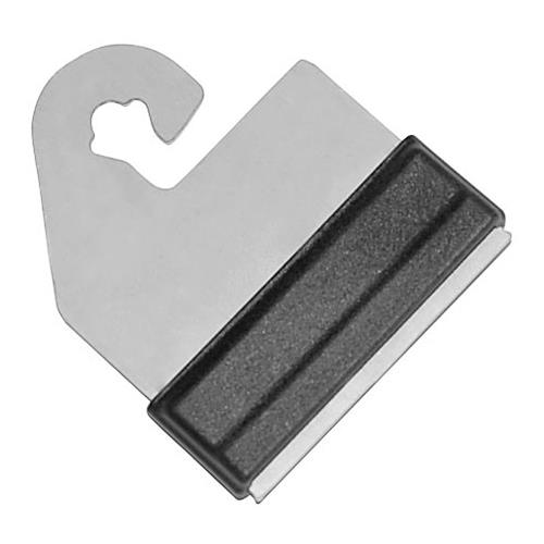 Spojka na pásku Litzclip ke vchodu, nerez, 4 ks - na 40 mm pásky Spojka na pásku Litzclip ke vchodu, nerez, 4 ks