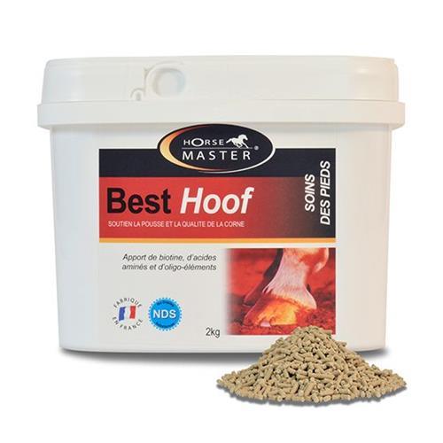 Minerální doplněk Horse Master Best Hoof, 2 kg Minerální doplněk Horse Master Best Hoof, 2 kg