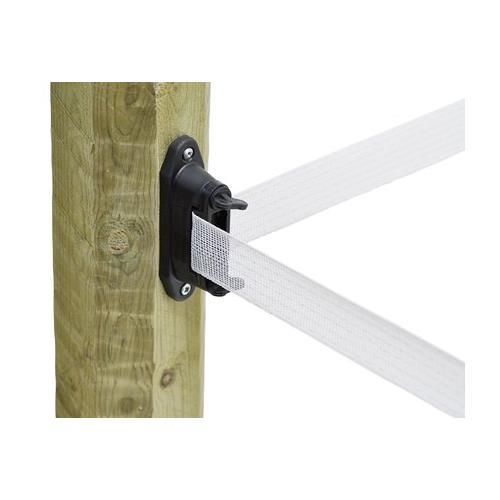 Izolátor pro elektrické ohradníky AKO, PROFI pro pásku do 40 mm Izolátor pro elektrické ohradníky AKO, PROFI pro pásku do 40 mm