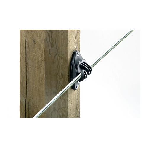 Izolátor pro elektrické ohradníky AKO, EURO Cord, pro lana do 8 mm Izolátor pro elektrické ohradníky AKO, EURO Cord, pro lana do 8 mm