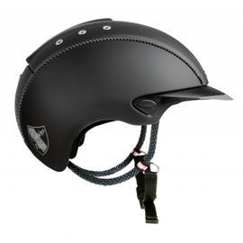 Jezdecká bezpečnostní přilba CASCO MISTRALL, černá - vel. L