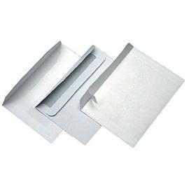 Obálka samolepící, 50 ks ve folii - DL s okénkem