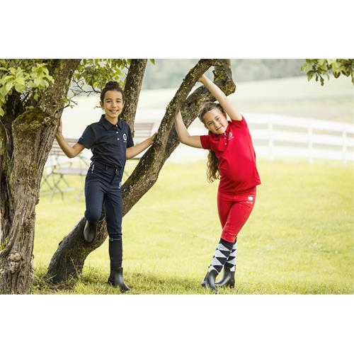 Dětské triko Covalliero Sunny, červené/modré - červené vel. 140/146 Triko dětské Sunny, červené