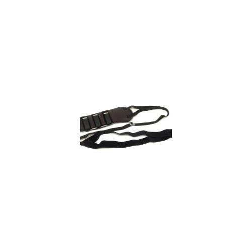 Chránič ocasu ManMat, černý s barevným lemem Chránič ocasu ManMat, černý s barevným lemem
