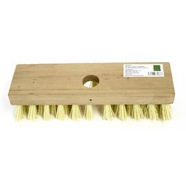 Kartáč rýžový GECO, ruční podlahový na násadu