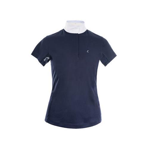 Dámské závodní triko Horze Blaire, modré - vel. 42 Triko závodní Horze Blaire, modré, vel. 42