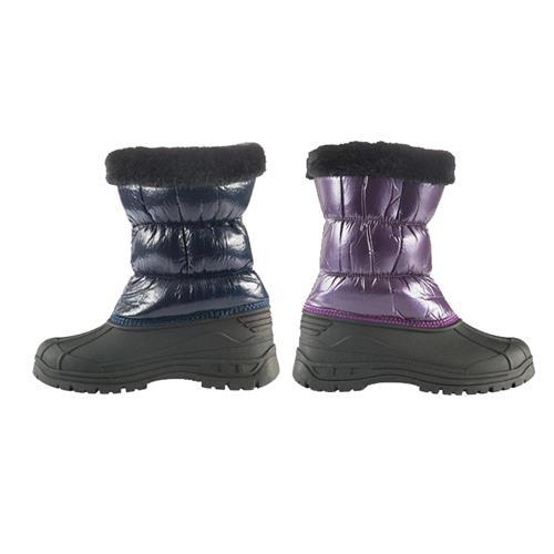 Zimní sněhule Horze Sedona - fialové, vel. 37 Sněhule zimní Horze Sedona, fialové, vel. 37