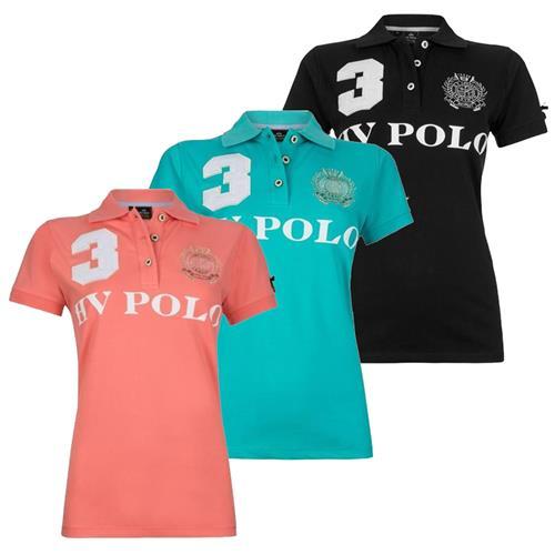 Dámské polotriko HV Polo Favouritas - korálové, vel. M Dámské polotriko HV Polo Favouritas