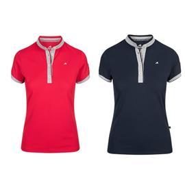 Dámské triko Euro-Star Jacki, červené / modré