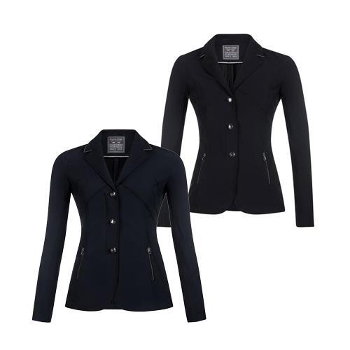 Dámské sako Euro-Star Gabriella, černé/modré - černé, vel. 42 Sako dámské Euro-Star Gabriella, černé, vel. 42