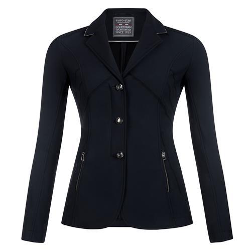Dámské sako Euro-Star Gabriella, černé/modré - modré, vel. 42 Sako dámské Euro-Star Gabriella, modré