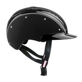 Jezdecká bezpečnostní  přilba CASCO Prestige Air2, černá, vel. M