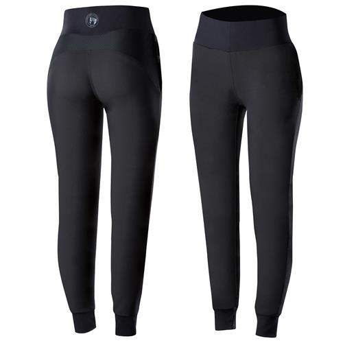 Dámské pracovní kalhoty Horze Sydney, černé - vel. 36 Kalhoty pracovní dámské Horze Sydney