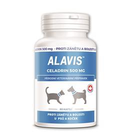 ALAVIS Celadrin, pro psy a kočky, 500 mg