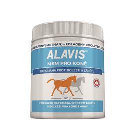 Minerální doplněk ALAVIS, MSM, 600 g