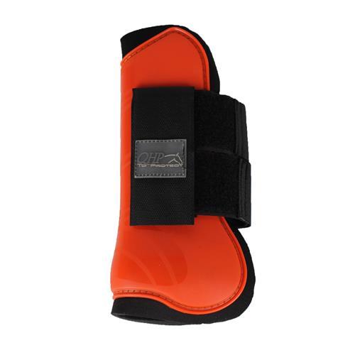 Přední chrániče QHP, vel. Shetty - oranžové Chrániče přední QHP, oranžové, vel. Shetty