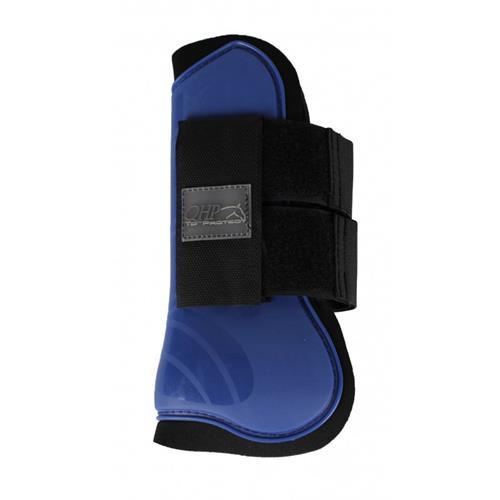 Přední chrániče QHP, vel. Shetty - modré Chrániče přední QHP, modré, vel. Shetty