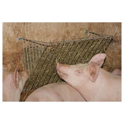 Jesle na seno, na zeď, pozinkované Jesle na seno, na zeď, pozinkované 67,5x41x45,5 cm