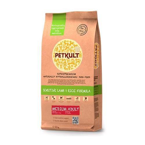 Granule PETKULT Adult Medium - 12 kg Granule Petkult pes, Adult medium, 12 kg