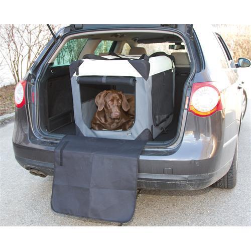 Box transportní pro psy, nylon - 81 x 58 x 58 cm Box transportní pro psy, nylon, 81 x 58 x 58 cm