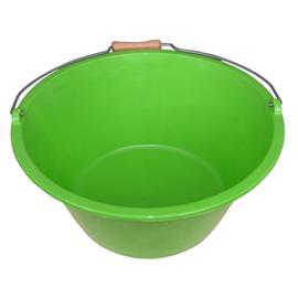 Kbelík GEWA, 17 l, světle zelený