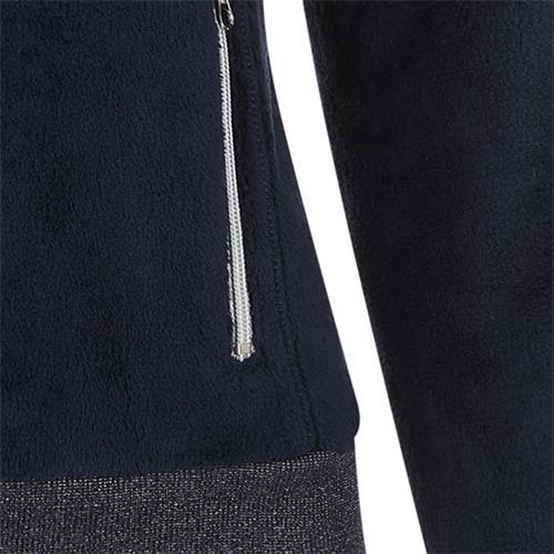Dámská mikina Imperial XOXO, modrá - vel. L Mikina dámská Imperial XOXO, modrá