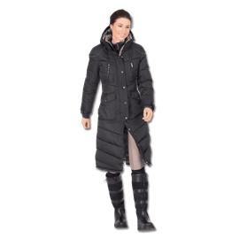 8b0d0ba61 Zimní dámský kabát ELT Saphira, černý - vel. S | eshop Kamír