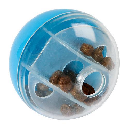 Hračka pro kočky míček na pamlsky, 5 cm Hračka pro kočky, míček na pamlsky, 5 cm