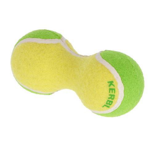 Hračka pro psy činka z tenisáků, 15 cm Hračka pro psy, činka z tenisáků, 15 cm
