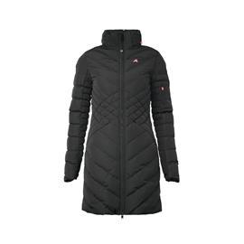 Dámský zimní kabát Euro-Star Fariella, černý