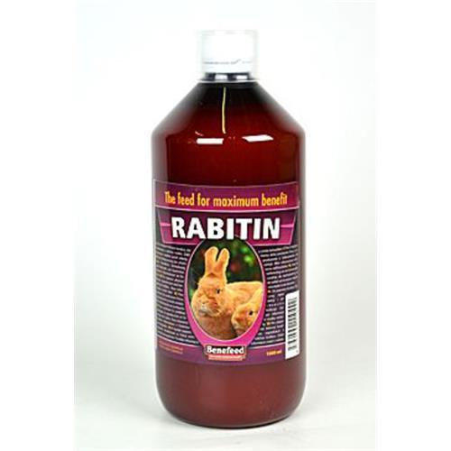 Rabitin K pro králíky Benefeed, 1 l Rabitin Králíci, 1 l