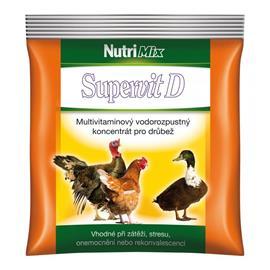 Multivitamínový koncentrát pro slepice Nutri Mix SUPERVIT D, 100g