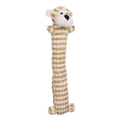 Hračka pro psy hadrová pískací opice, 31 cm Hračka pro psy, opice, 31 cm