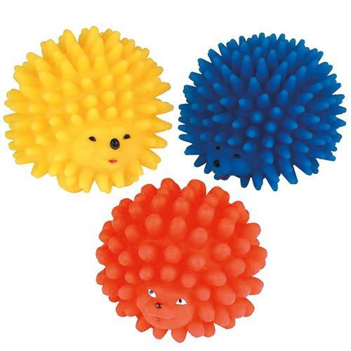 Pískací ježek pro psy, 11 cm Pískací ježek pro psy, 11 cm