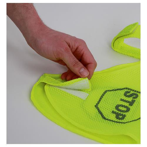 Bezpečnostní vesta pro psy, reflexní, žlutá - 50 - 58 cm Vesta bezpečnostní  pro psy, reflexní, 50-58 cm