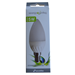 Žárovka LED 5W E14, svíčka, bílá