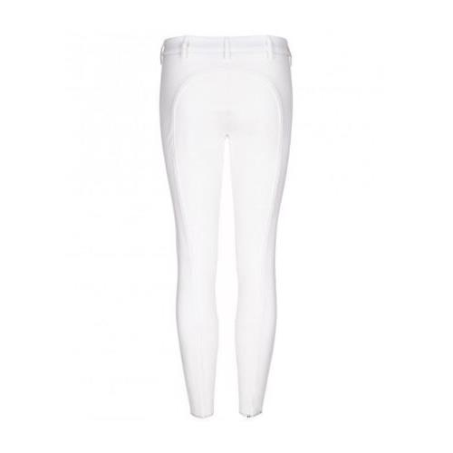 Dámské rajtky Pikeur Lucinda Grip - bílé, vel. 36 Rajtky dámské Pikeur Lucind Grip, bílé
