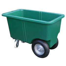 Čtyřkolový vozík na šrot 255 l
