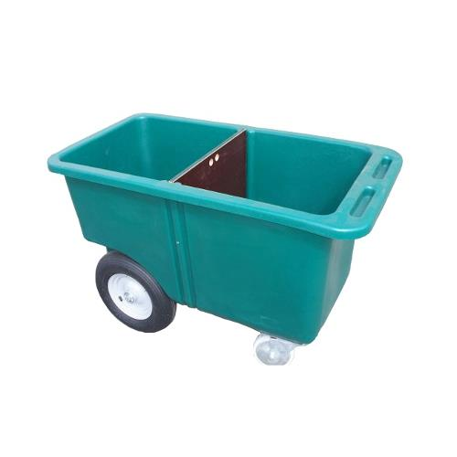 Vozík čtyřkolový na šrot - vnitřní přepážka Vozík čtyřkolový na šrot - vnitřní přepážka