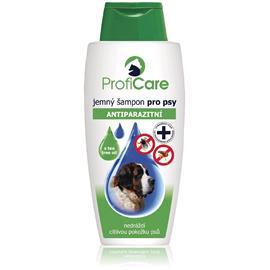 Antiparazitní šampon PROFICARE pro psy, 300 ml