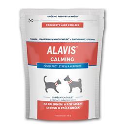 ALAVIS Calming, pro psy a kočky, 45 g