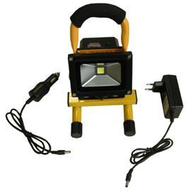 LED reflektor VOLT s akumulátorem - 650 lm, 10W