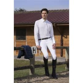 Pánská košile Equi-Theme, bílá - vel. L