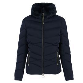 Dámská zimní bunda HV Polo Abbey, modrá - vel. L