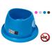 Plastová hluboká miska proti mravencům vhodná i pro kokry, mix barev - průměr 21 cm, výška 11 cm