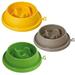 Plastová protihltací miska Adagio, mix barev - Velká - průměr 31, 5 cm Plastová protihltací miska Adagio, velká, průměr 31, 5 cm