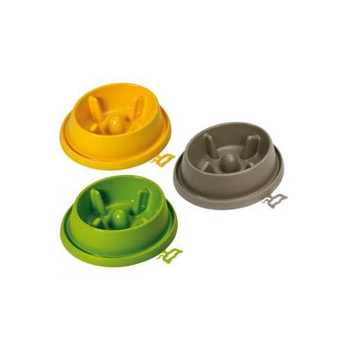 Plastová protihltací miska Adagio, mix barev - Střední - průměr 25, 5 cm Plastová protihltací miska Adagio, střední, průměr 25, 5 cm