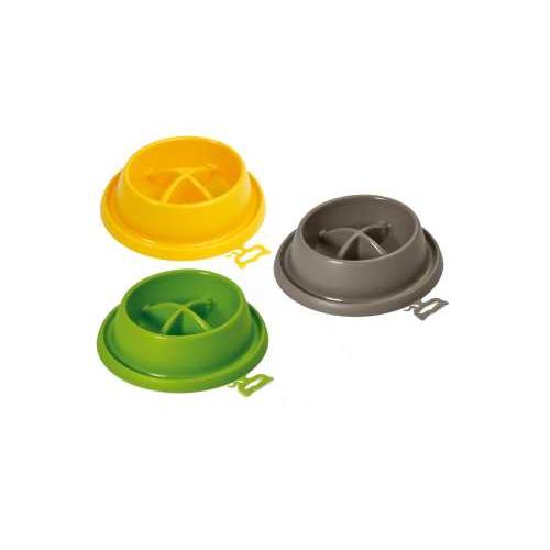 Plastová protihltací miska Adagio, mix barev - Malá - průměr 21,5 cm Plastová protihltací miska Adagio, malá, průměr 21,5 cm
