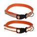 Obojek pro psy s reflexním pruhem, mix barev, 32 - 55 cm