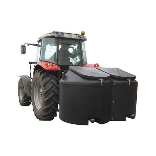 Zásobník na sypké hmoty JFC, 1200 kg / 2000 l Zásobník na sypké hmoty JFC, 1200 kg / 2000 l